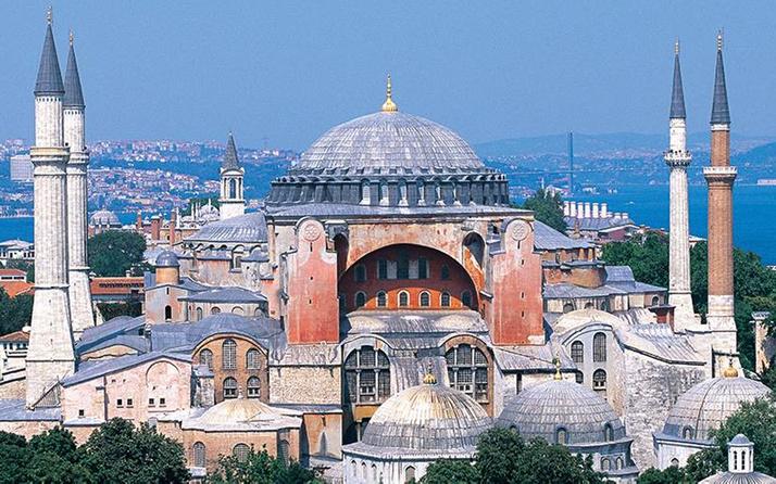 Yunanistan'ın UNESCO'ya 'Ayasofya' şikayeti reddedildi sakınca görülmedi