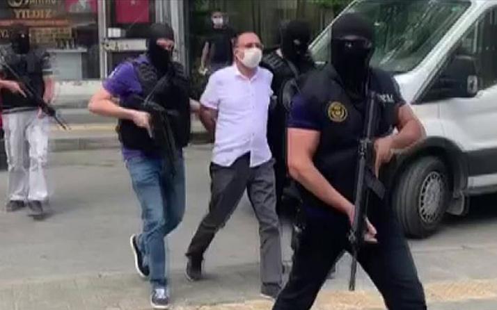 """""""DHKP-C'nin kasası"""" olduğu iddia edilen eski CHP İl Başkanı Doğru tutuklandı"""