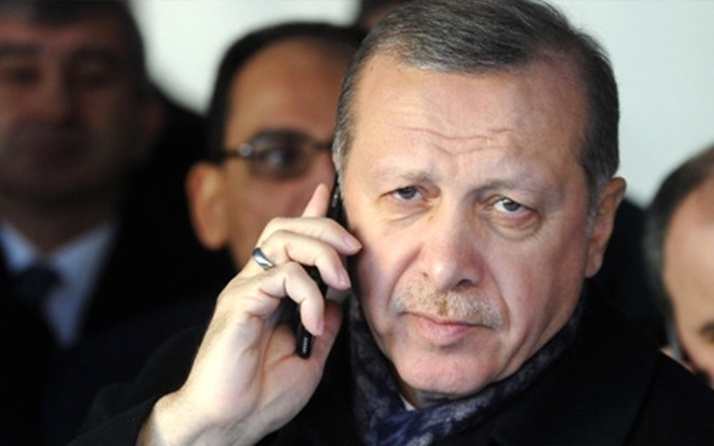 Erdoğan'dan Bursa'daki sel mağdurlarına taziye telefonu