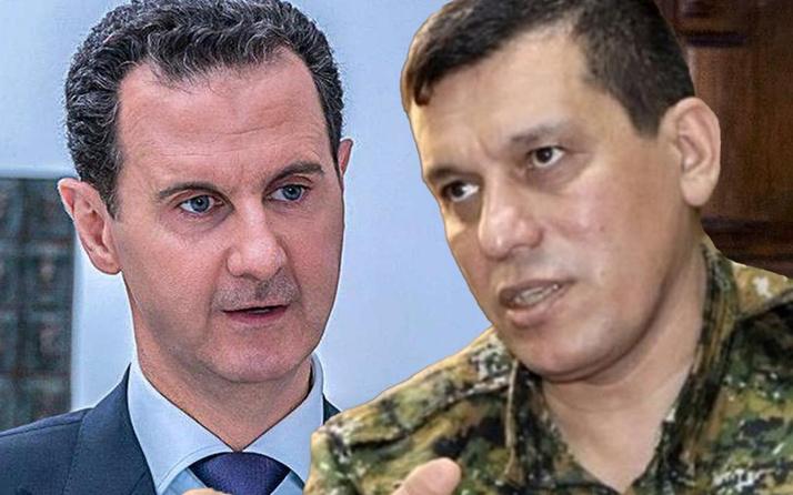 ABD'nin çıkardığı Sezar Yasası' Esad ile YPG/PKK'yı birbirine düşürdü