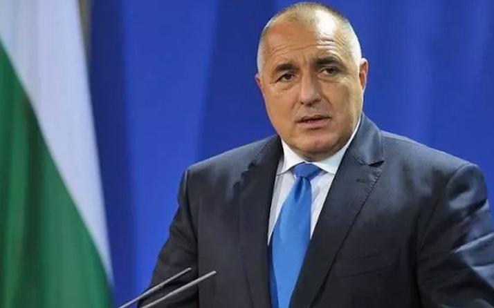 Bulgaristan Başbakanı Borisov'a maske takmadığı için para cezası