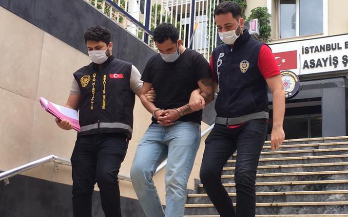İstanbul'da lüks motosiklet hırsızı yakalandı
