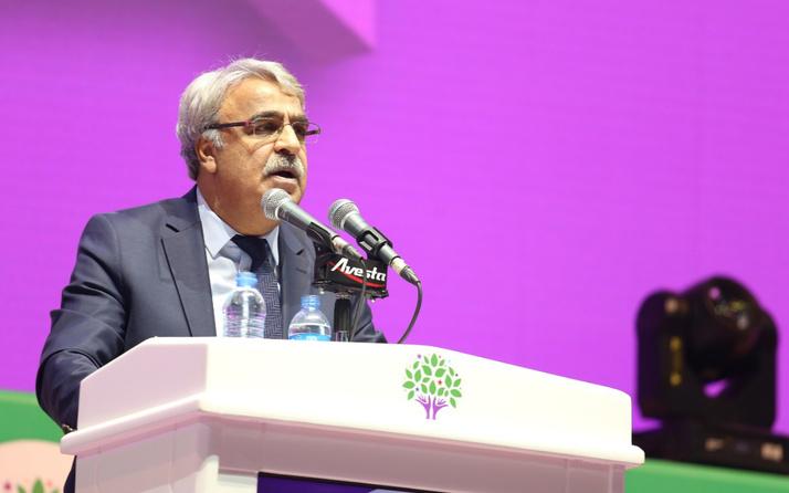 Mithat Sancar ve 22 milletvekilinin dokunulmazlık dosyaları TBMM'ye sevk edildi
