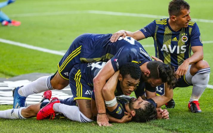 Fenerbahçe Yeni Malatyaspor Süper Lig maçı özet ve golleri