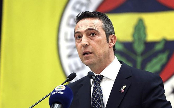 Ali Koç, 6-0'lık Galatasaray derbisinde sesinin kısıldığını açıkladı