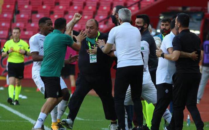 Eskişehirspor küme düştü! Altay teknik direktörünün o sözleri kavga çıkarttı
