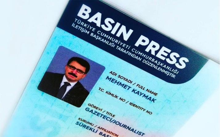 CHP teklif verdi! İnternet medyasında çalışanlara basın kartı verilsin