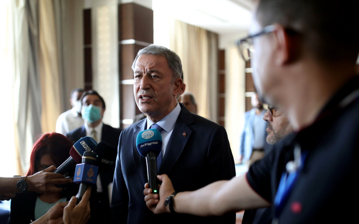 Hulusi Akar: Fransa Türkiye'den özür dilemeli