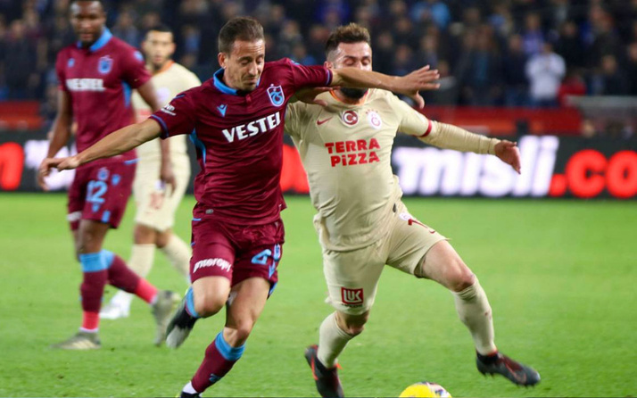 Süper Lig'de dev kapışma! Galatasaray, Trabzonspor'u ağırlayacak