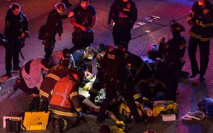 ABD'de gece kulübünde silahlı saldırı: 2 ölü 8 yaralı
