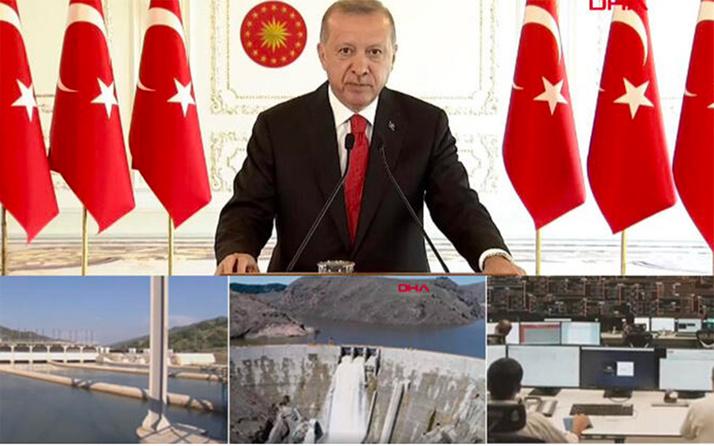 Cumhurbaşkanı Erdoğan: Hakkımız olan şeyleri söke söke alacağız
