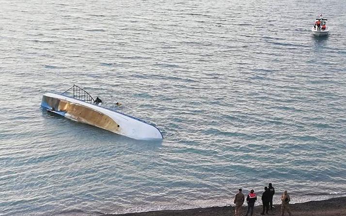 Van gölünde batan tekneyle ilgili 17 kişi hakkında yakalama kararı