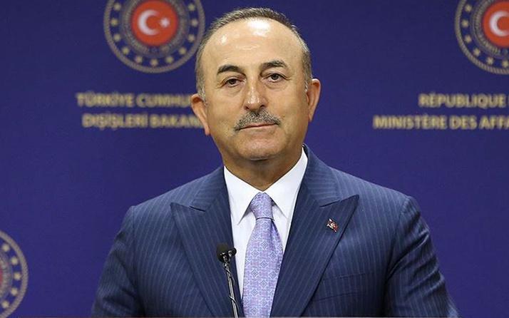 Mevlüt Çavuşoğlu'ndan Doğu Akdeniz diplomasisi