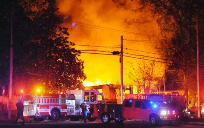 ABD'de iki uçak çarpıştı: 8 ölü