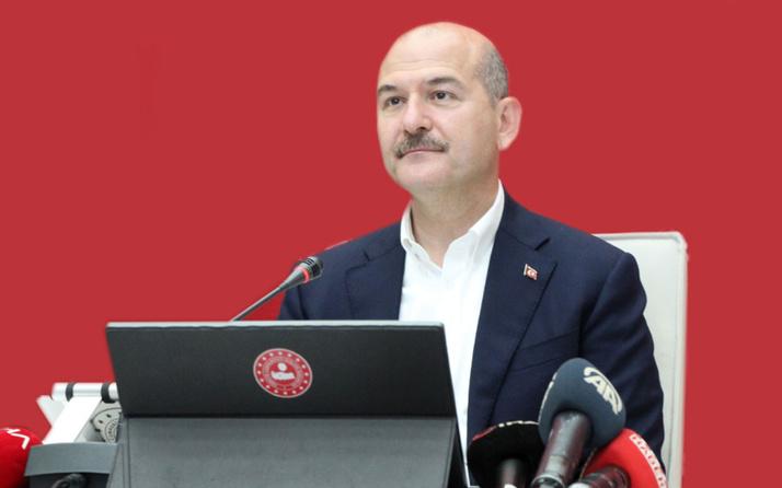Bakan Soylu başkanlığında kritik toplantı!