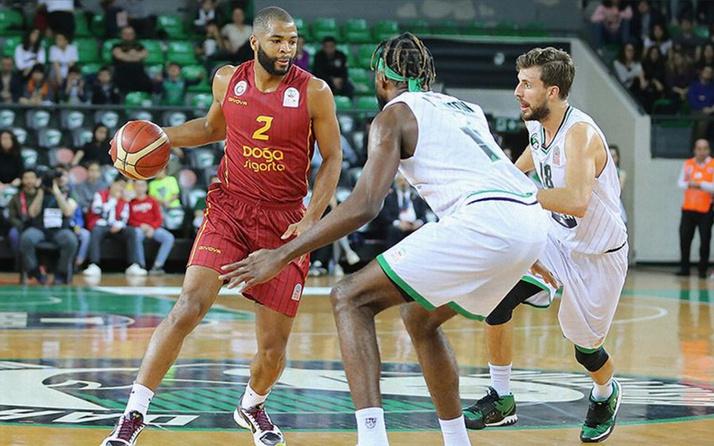 Olympiakos Galatasaraylı Harrison'ı kadrosuna kattı