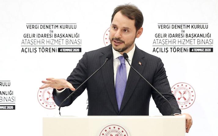 BDDK'nın kararını değerlendiren Bakan Albayrak: Büyümemize ivme katacak