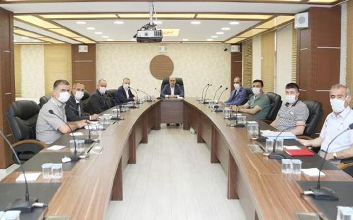 Mardin Büyükşehir Belediyesi'nde üst düzey yöneticiler görevden alındı
