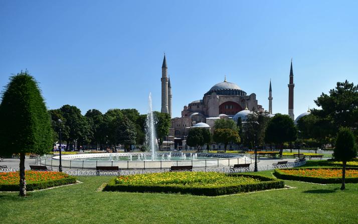 Din İşleri Yüksek Kurulu'ndan Ayasofya Camii açıklaması