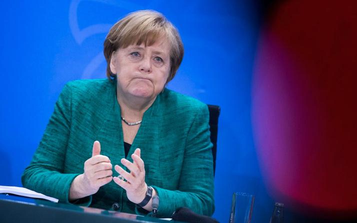 Avrupa alarmda Merkel Delta varyantı için endişeli