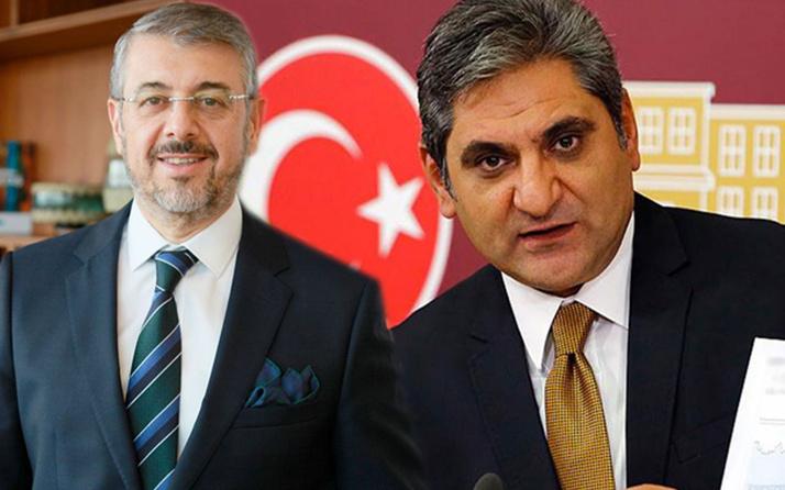'Yolsuzluk' iddialarını paylaşan CHP'li Erdoğdu: Kendisi meslektaşım ve üstadımdır
