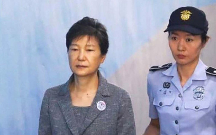 Güney Kore eski Cumhurbaşkanı Park Geun-hye'ye yolsuzluktan 20 yıl hapis cezası