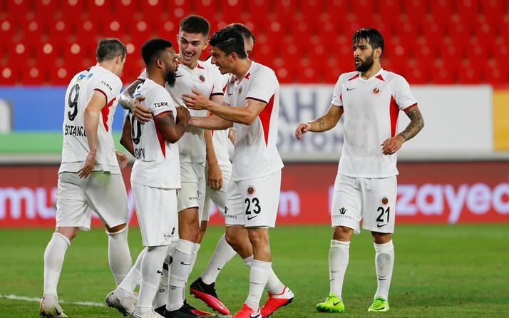 Gençlerbirliği 3 puanı 3 golle aldı