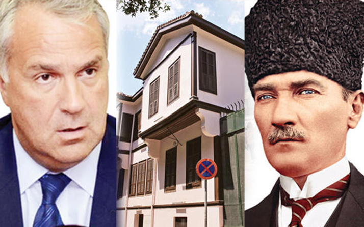 Ayasofya kararı kudurttu! Yunan Bakan: Atatürk'ün evini soykırım müzesi yapalım