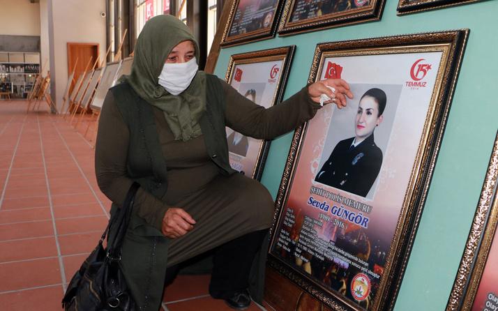 15 Temmuz şehidi polis memuru Sevda'nın annesi: Temmuz ayı gelsin istemiyorum
