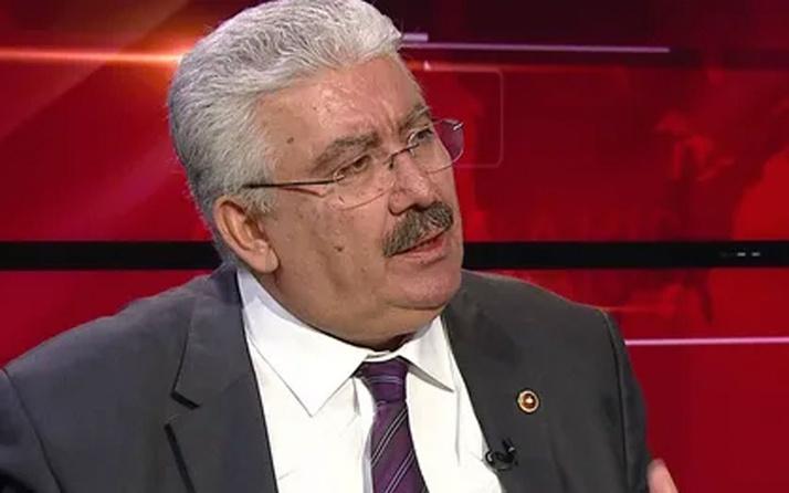 MHP Genel Başkan Yardımcısı Semih Yalçın'dan il ve ilçe kongrelerine ilişkin açıklama