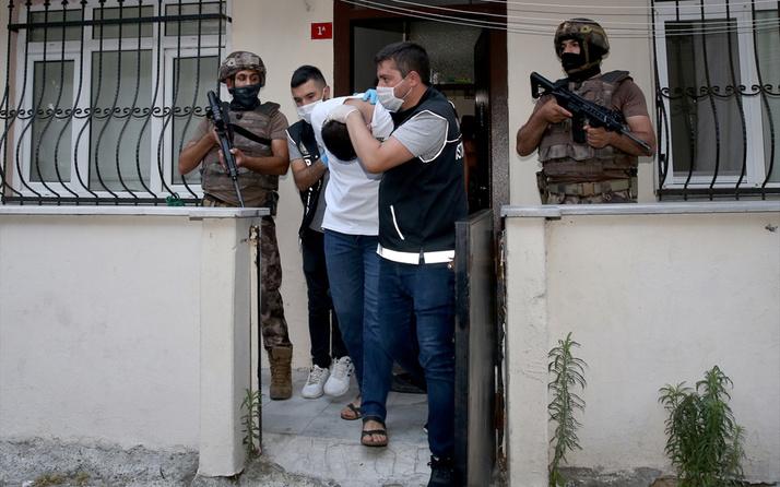 İstanbul'da dev uyuşturucu operasyonu! 75 kişi gözaltına alındı
