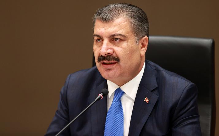 Sağlık Bakanı Koca'dan maskeli bayram mesajı