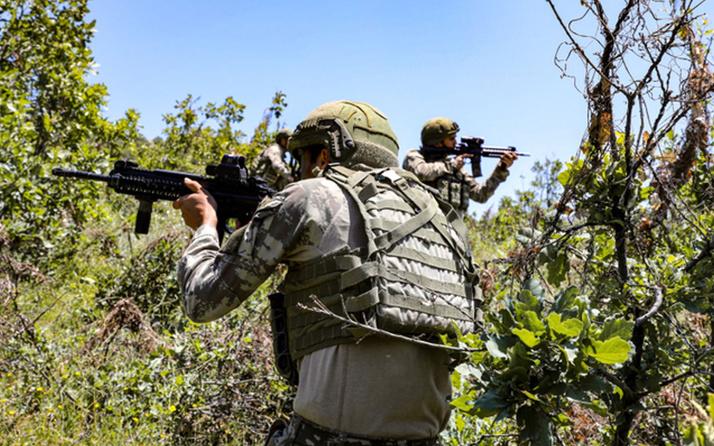 Pençe-Kaplan Operasyonu'nda 107 terörist etkisiz hale getirildi