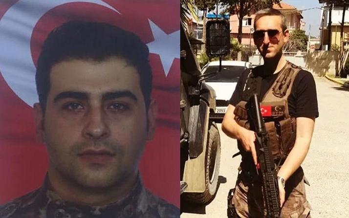 Siirt'teki çatışmada şehit düşen polislerin kimlikleri belli oldu