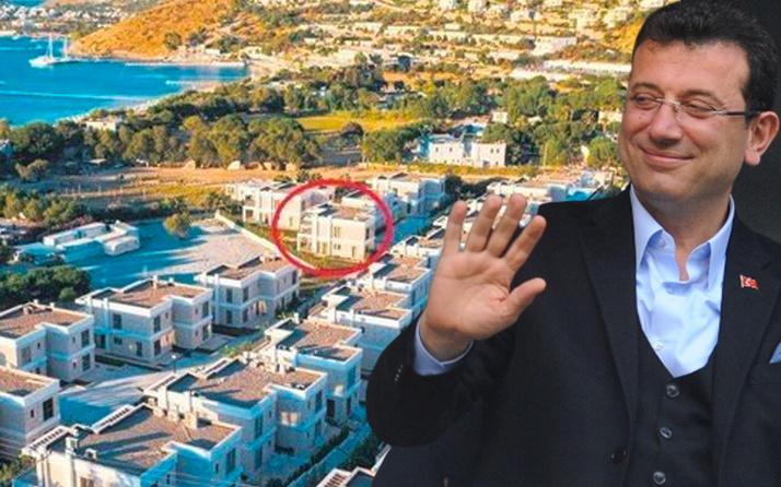 Ekrem İmamoğlu'nun Bodrum'daki milyonluk villası da usulsüz çıktı! İnceleme başlatıldı