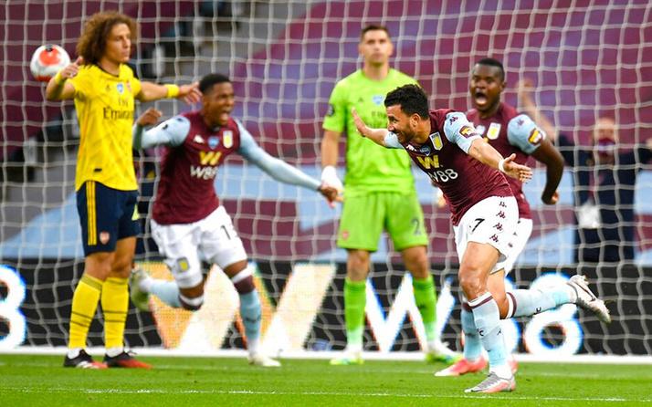 Trezeguet Aston Villa'yı Premier Lig'de tutmaya kararlı
