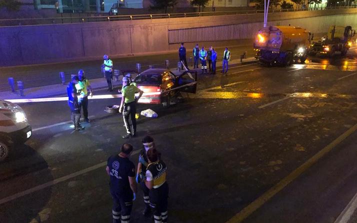 Ankara'da alt geçitteki kazada bilanço ağır oldu