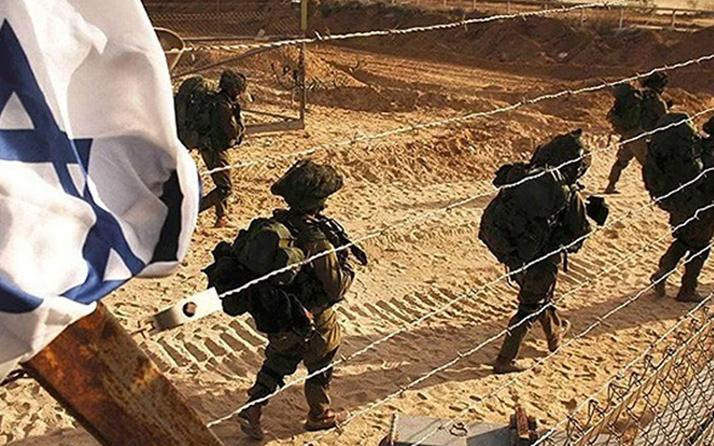 İsrail şimdi de Filistinliler'in içme suyuna saldırdı! Boru hattını yıktılar