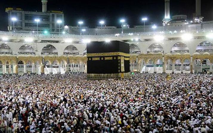 Hac kafileleri Mekke'ye ulaşmaya başladı