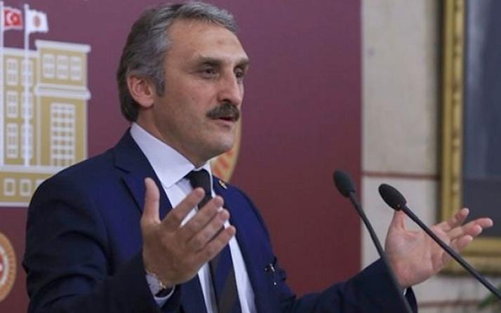 AK Partili Ahmet Hamdi Çamlı, 270 yıllık çeşmenin kitabesine babasının adını yazdırdı