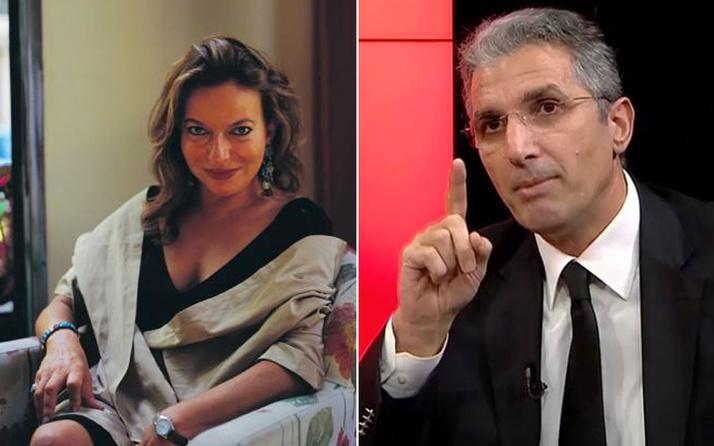 Nedim Şener'in Yeniçeri sözleri olay oldu Mine Kırıkkanat ve TELE 1'in paylaşımına sert yanıt