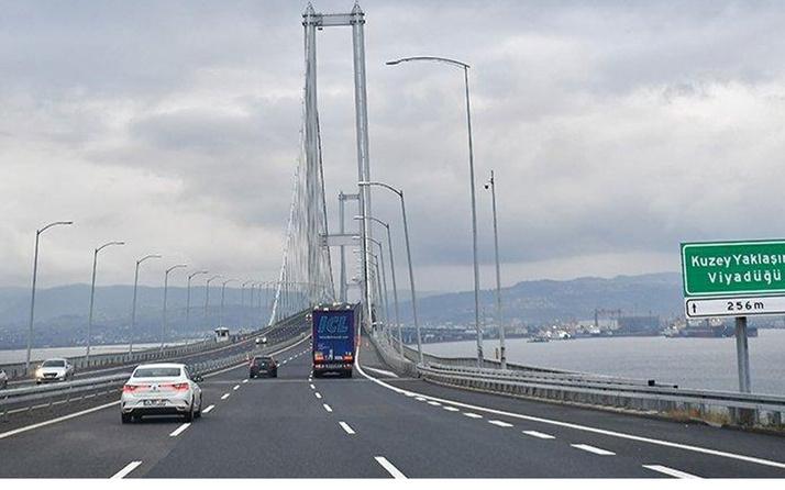 Kurban Bayramı'nda Osmangazi Köprüsü ücretsiz mi? Geçiş ücreti tarifesi