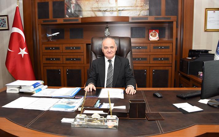 THK Üniversitesi Rektörü Prof. Dr. Ahmet Erman Akbulut görevden uzaklaştırıldı