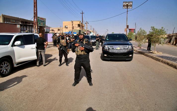 Terör örgütü DEAŞ Irak'ta bir tuğgenerali öldürdü