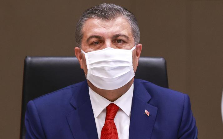 Sağlık Bakanı Fahrettin Koca'dan yeni yıl paylaşımı