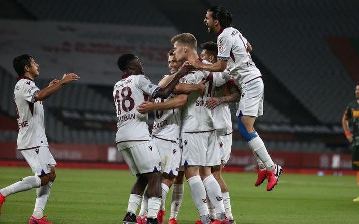 Trabzonspor Ziraat Türkiye Kupası'nın sahibi oldu