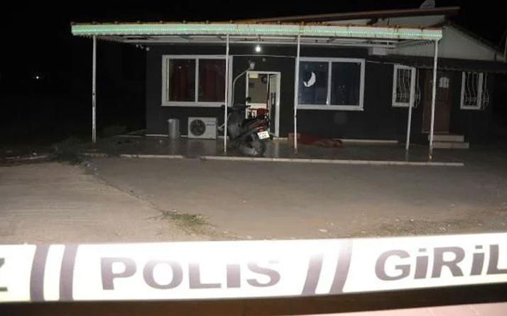 Antalya'da babasını kumar borcunu ödemediği için vurdu