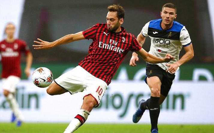 Serie A'da Hakan Çalhanoğlu rüzgarı esiyor