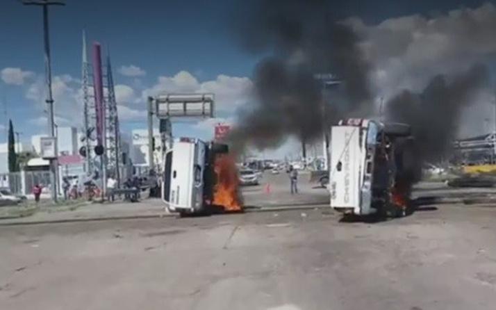 Meksika ABD arasında su savaşı çıktı! Protestocuların 'Su verilmesin' tepkisi