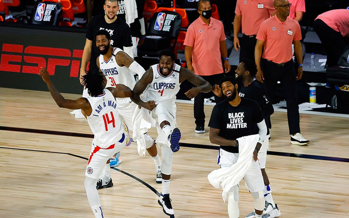 Los Angeles Clippers, üçlük rekoru kırarak kazandı